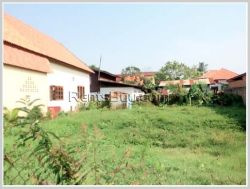 ID: 3177 - Vacant land in Thatluang Square community for sale