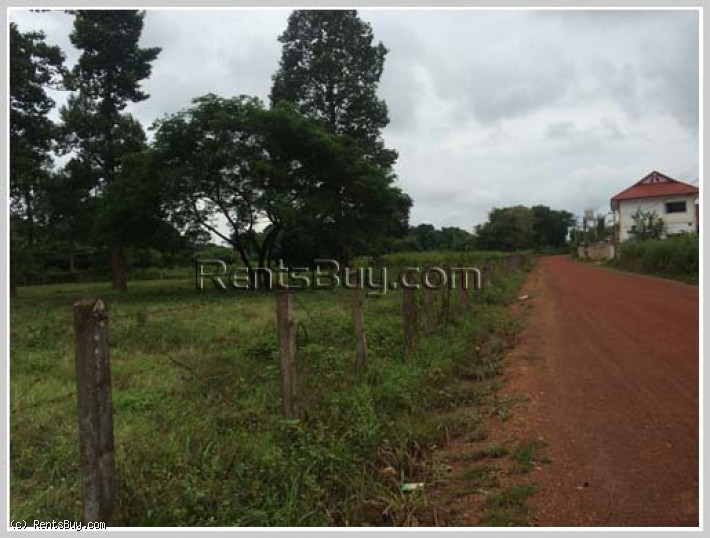 ID: 3396 -Beautiful Land for Sale around Ban Haikham