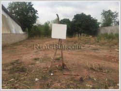 ID: 3270 -Land next to concrete road at Ban Soknoi, new developed area