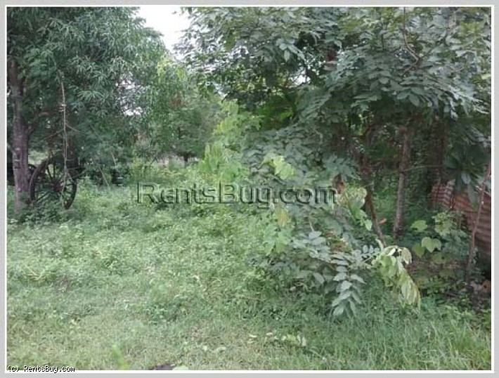 ID: 2875 - Vacant land for sale in new developing area of Saysetta District