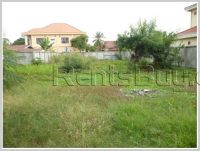 ID: 2997 - Vacant land in town next to concrete road for sale