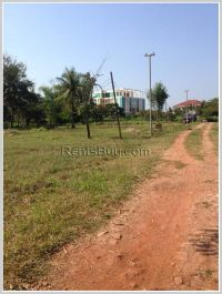 ID: 2665 - Vacant land for sale in town by good access