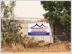 ID: 1378 - Vacant land near BBQ Dome Restaurant and next to concrete road for sale
