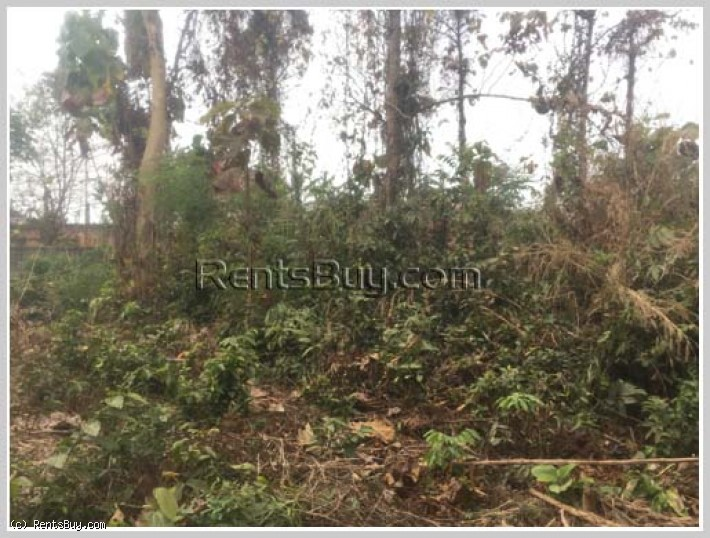 ID: 3942 - Vacant land near Nonway Law School for sale in Ban Nonvaiy