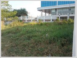 ID: 1390 - Vacant land near Lao ITECC for sale in Saysettha district