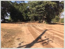 ID: 2064 - Nice vacant land next to Namngum River for sale.