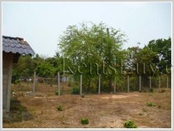 ID: 1935 - Cleared land in Dan Saang village for sale