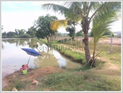 ID: 3825 - Land for sale near NUOL in Nathom Village