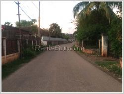 ID: 3612 - vacant land near Green Residence project for sale
