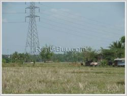 ID: 2967 - Vacant land for residential project in town for sale