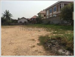 ID: 3304 - The big land in Sisattanak District for sale