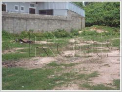 ID: 3222 - Leveled land in expat area for sale
