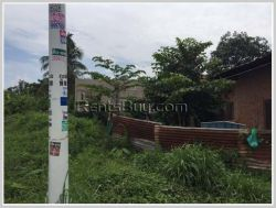 ID: 3330 - Vacant land in Sisattanak District for sale