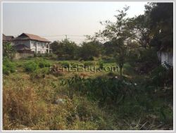 ID: 1228 - Vacant land in diplomatic area and next to concrete road for sale