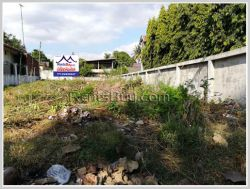 ID: 4235 - Vacant land in diplomatic area for sale in Ban Thongkang