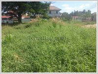 ID: 2956 - Vacant land by the pave road for rent