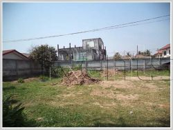 ID: 3093 - Surfaced land for sale in Sisattanak district