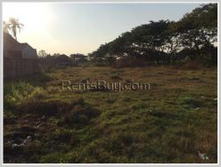 ID: 520 - Large vacant land for sale in Donpaimai Village