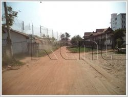 ID: 3953 - Surfaced land for sale not far from Sapanthong Market