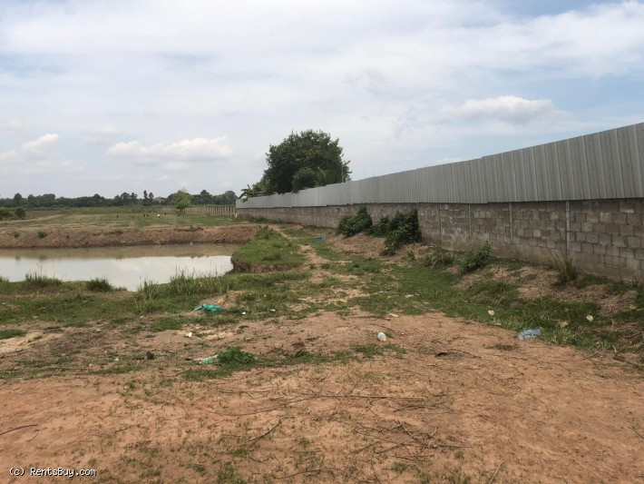 ID: 4480 - Large land for sale in Ban Phonthong