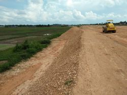 ID: 4473 - Agriculture land near main road for sale in Ban Nongphaya