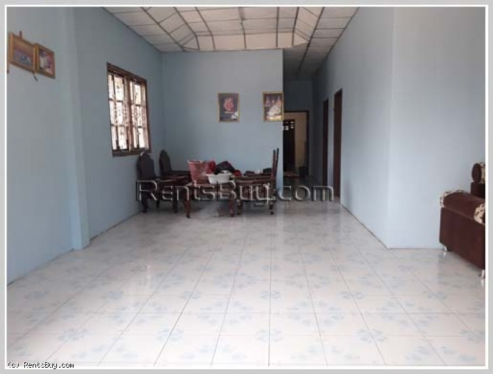 ID: 3853 - Pretty house with large parking space and near new American Embassy for sale