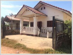 ID: 3849 - Nice house near Northern Bus Station for sale in Ban LukHin