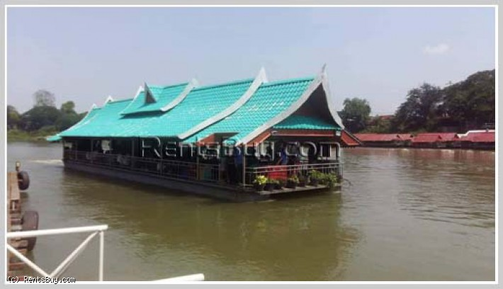 ID: 4084 - TurnKey Business - Numgnum Floating Restaurant for sale