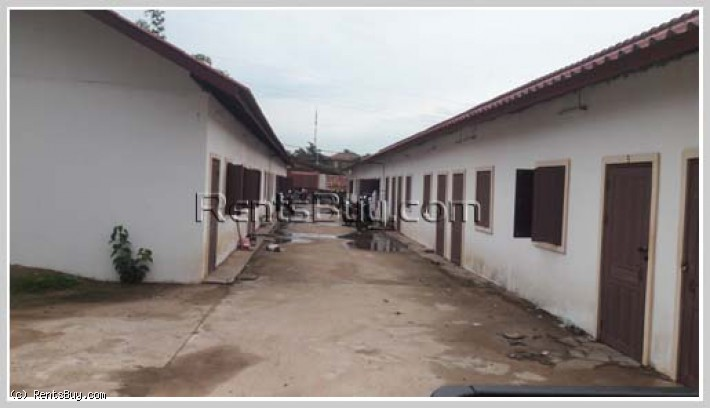 ID: 4058 - The nice property including Row house, house and land for sale close to Phontong market