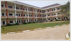 ID: 4037 - The International school campus with large yard for sal