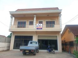 ID: 4562-Shop house near the Lao National Television