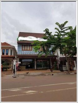 ID: 4157 - Nice shop house in business area by pave road
