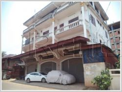 ID: 3172 - Shop house by pave road in quiet area and good road access for sale