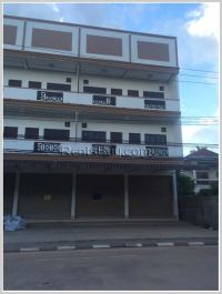 ID: 2939 - Shophouse for rent at business area near market