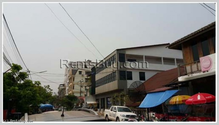 ID: 1085 - Shophouse in city and business area for rent