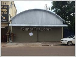 ID: 284 - Warehouse near Patouxay for rent