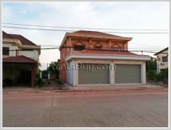 ID: 3288 - New shophouse along Kaison road for rent