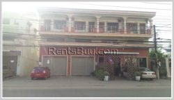 ID: 3394 - Nice shophouse near main road for rent