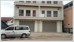 ID: 1829 - New shop-house near main road for rent.