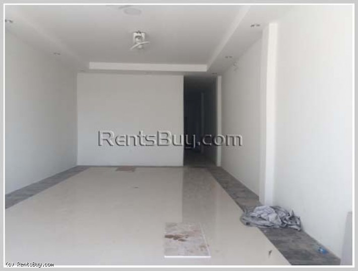 ID: 4276 - Nice shop house near main road for rent