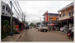 ID: 4014 - Affordable Shophouse for rent in Ban Thongsangnang area