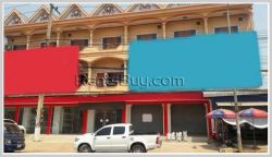 ID: 1206 - Nice block of shop house by main road for rent