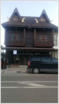 ID 1596- Lao style house for rent