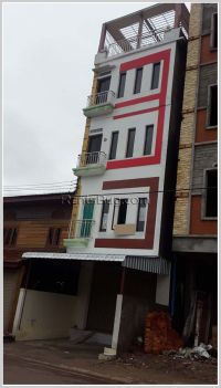 ID: 2888 - New shophouse for rent by good access