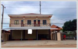 ID: 3777 - Nice shop house with easy price for rent
