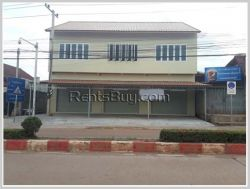 ID 2276 :Shophouse near main road in NOUL area for rent