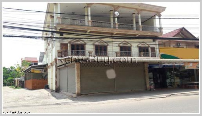 ID: 3622 - Big shophouse near Crowne plazza and by good access for rent