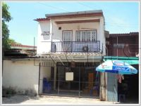 ID: 542 - Shophouse in business area by good access near Mekong river