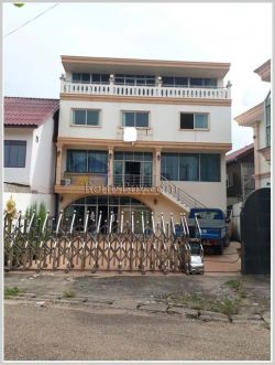 ID: 3348 - Shophouse near Mekong River and near main road by good access sale