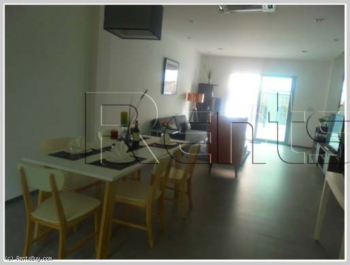 ID: 3313 - Town House near Embassy of Thailand for rent
